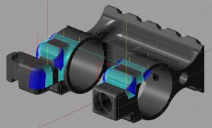 arc fitting 3D tool paths
