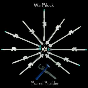 WarBlock Barrel Builder web app
